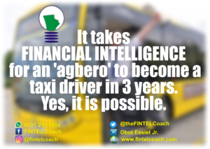The Financially Intelligent Agbero