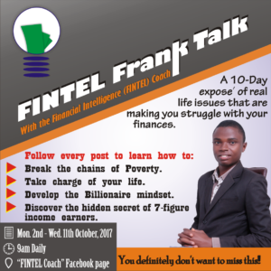 Introducing FINTEL Frank Talk