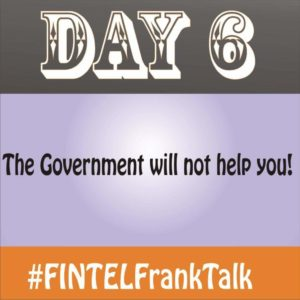 FINTEL Frank Talk – DAY 6 of 10