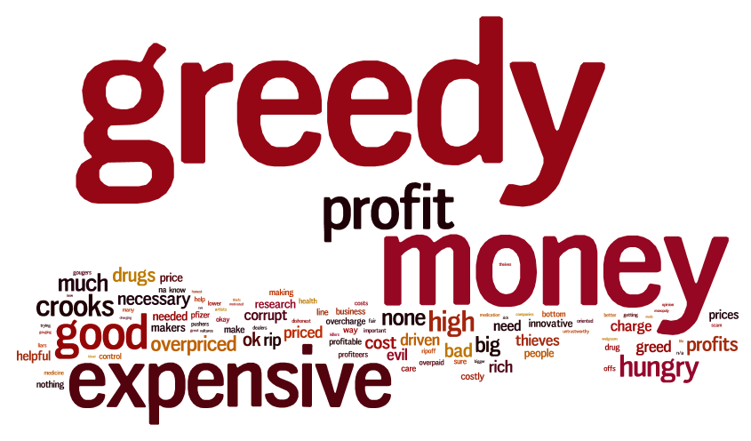 We Are All Motivated By Greed – Own It!