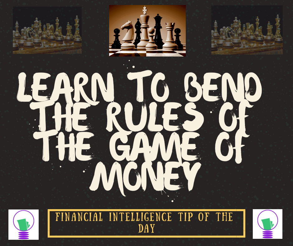 Learn to Bend the Rules of the Game of Money!