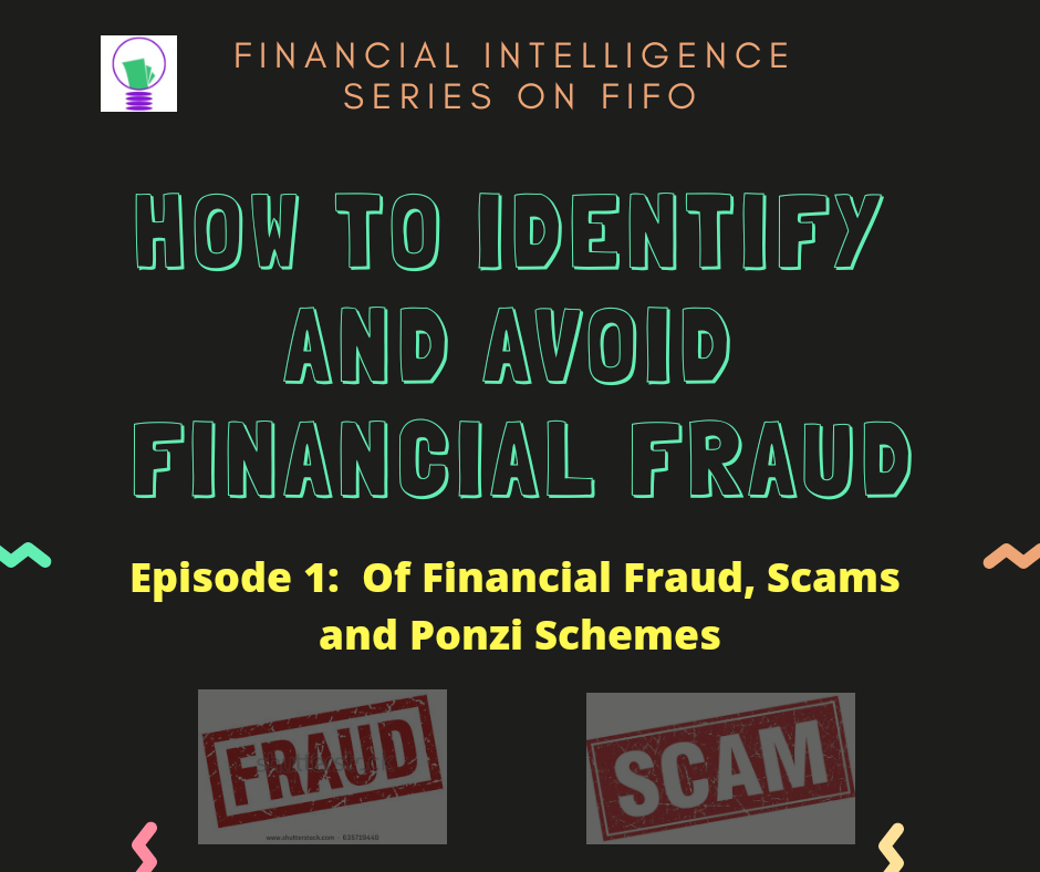 How to Identify and Avoid Financial Fraud 1.0