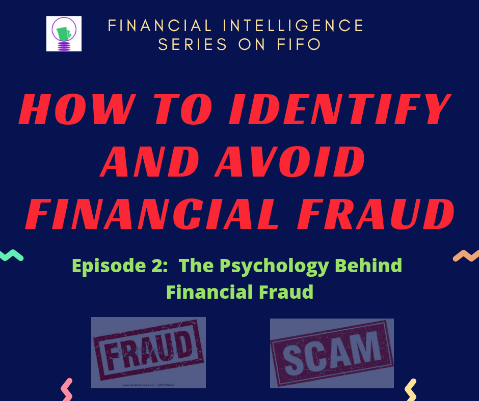 How to Identify and Avoid Financial Fraud 2.0