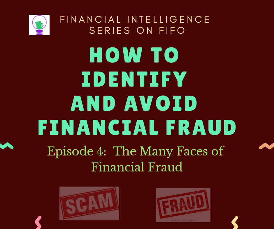 How to Identify and Avoid Financial Fraud 4.0